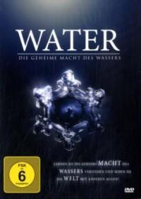 Die geheime Macht des Wassers - DVD