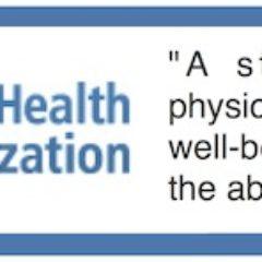 Wie die WHO Gesundheit definiert